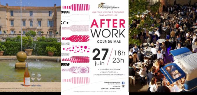 Afterwork 27 juin 2019